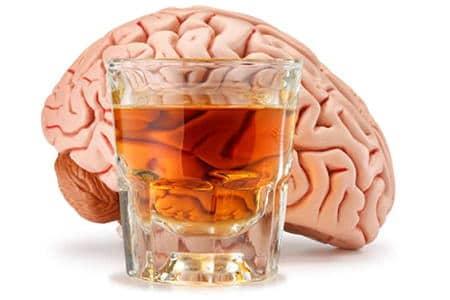 Влияние алкоголя на нервную систему человека кратко