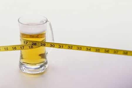 Пиво при диете можно или нет