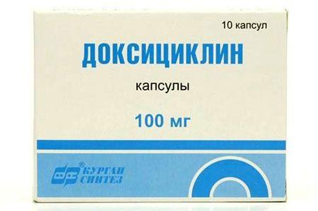 Доксициклин можно ли принимать алкоголь