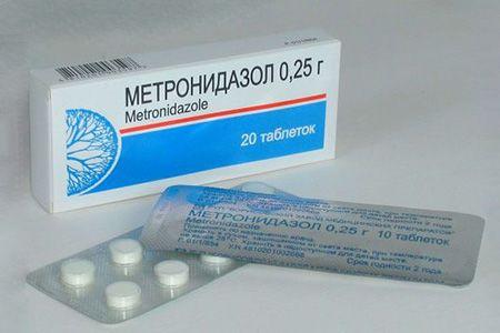 Почему нельзя метронидазол с алкоголем