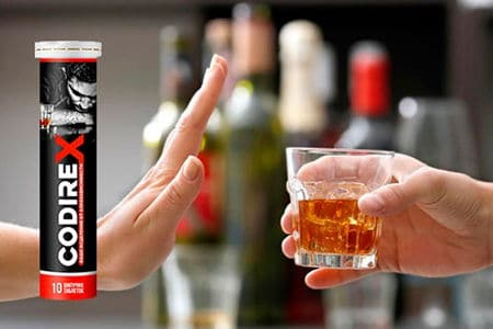 Препарат CODIREX от алкоголизма