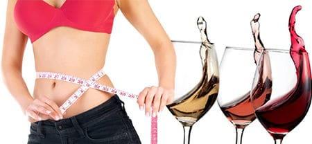 сухое вино на диете магги