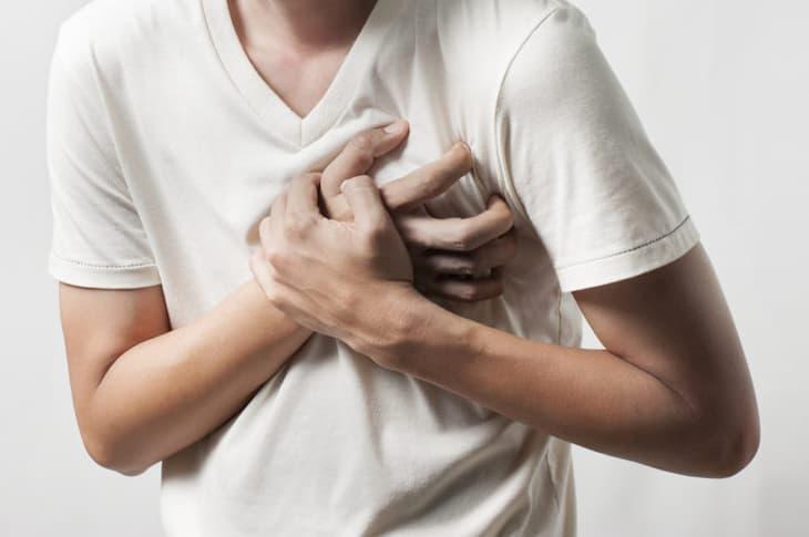 Боль в грудной клетке когда бросил курить может быть по нескольким причинам