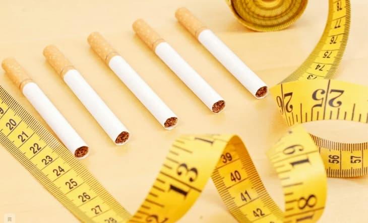 Бросить курить и одновременно похудеть реально