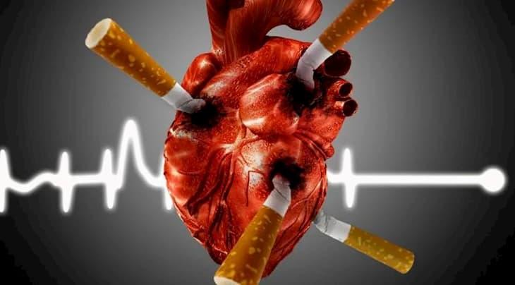 Если бросил курить и начало болеть сердце нужно обратиться к врачу