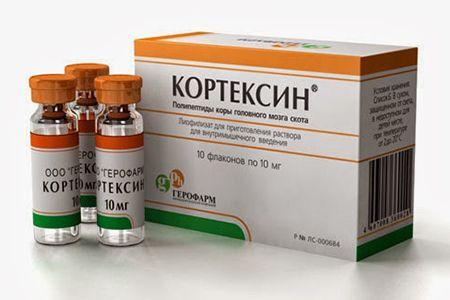 кортексин наркология