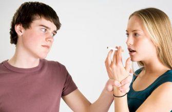 Курение не в затяг не менее вредно