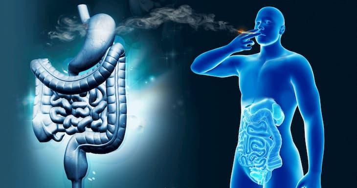 Курение опасно при язве двенадцатиперсnной кишки