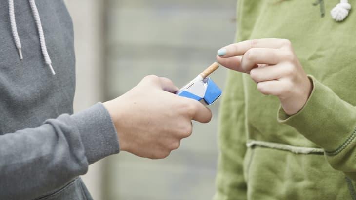 Курить не в затяг для уменьшения вреда не имеет смысла