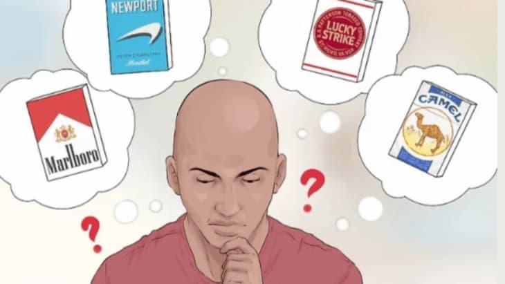 Передозировка никотином очень вредит здоровью