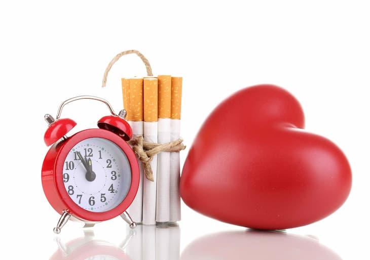 Восстановление сосудов после отказа от курения происходит небыстро